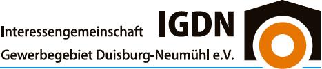 IGDN Interessengemeinschaft Gewerbegebiet Duisburg-Neumühl e.V.